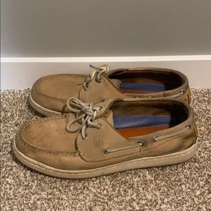 Used Tab Sperrys; size 11